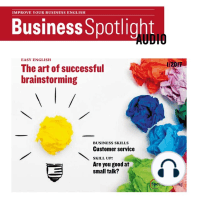 Business-Englisch lernen Audio - Erfolgreiches Brainstorming