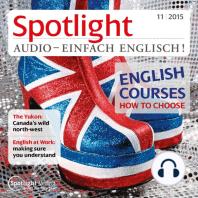 Englisch lernen Audio - Den passenden Englischkurs finden