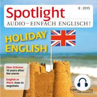 Englisch lernen Audio - Englisch für den Urlaub