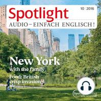 Englisch lernen Audio - New York mit der Familie