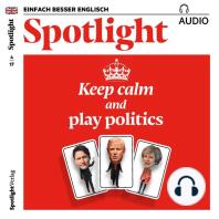 Englisch lernen Audio - Politiker-Quiz