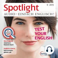 Englisch lernen Audio - Wie gut ist Ihr Englisch?