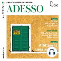 Italienisch lernen Audio - Eine Wohnung mieten