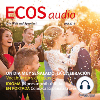 Spanisch lernen Audio - Eine Feier organisieren