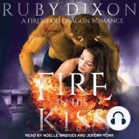 Fire in His Kiss