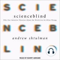 Scienceblind