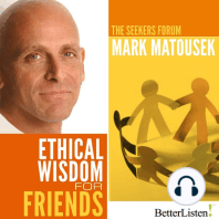 Ethical Wisdom for Friends