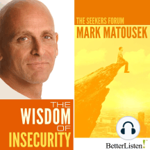 The Wisdom of Insecurity: The Seekers Forum