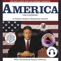 The Daily Show with Jon Stewart Presents America (The Audiobook)