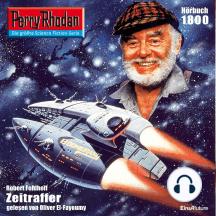 "Perry Rhodan 1800: Zeitraffer: Perry Rhodan-Zyklus ""Die Tolkander"""