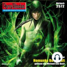 """Perry Rhodan 2572: Homunks Botschaft: Perry Rhodan-Zyklus """"Stardust"""""""