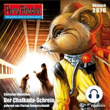 "Perry Rhodan 2676: Der Chalkada-Schrein: Perry Rhodan-Zyklus ""Neuroversum"""