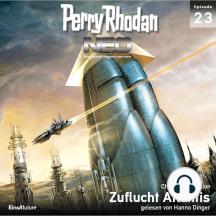 Perry Rhodan Neo 23: Zuflucht Atlantis: Die Zukunft beginnt von vorn