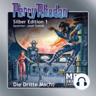 Perry Rhodan Silber Edition 01