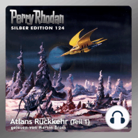 Perry Rhodan Silber Edition 124