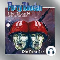 Perry Rhodan Silber Edition 24