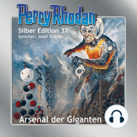 Perry Rhodan Silber Edition 37