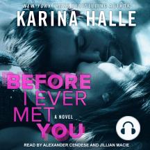 Before I Ever Met You: A Novel