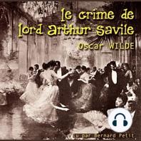 Crime de Lord Arthur Savile, Le