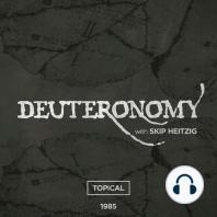 05 Deuteronomy - 1985