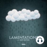 25 Lamentations - 1990