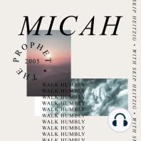 33 Micah - 2005