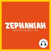 36 Zephaniah - 1992