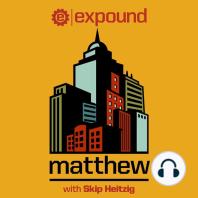 40 Matthew - 2011