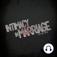Intimacy in Marriage