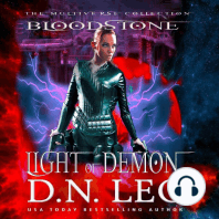 Light of Demon - Bloodstone Trilogy - Book 1
