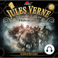Jules Verne, Die neuen Abenteuer des Phileas Fogg, Folge 9