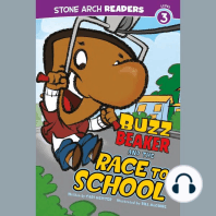 Buzz Beaker and the Race to School