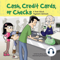 Cash, Credit Cards, or Checks