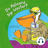 Do Pelicans Sip Nectar?