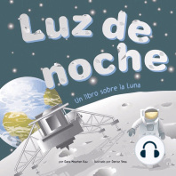 Luz de noche: Un libro sobre la Luna