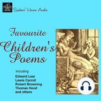 Favourite Children's Poems