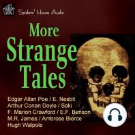 More Strange Tales