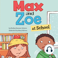 Max and Zoe at School