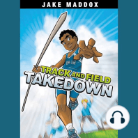 Track and Field Takedown