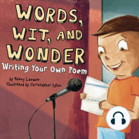 Words, Wit, and Wonder