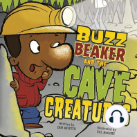 Buzz Beaker and the Cave Creatures