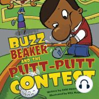 Buzz Beaker and the Putt-Putt Contest