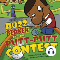 Buzz Beaker and the Putt-Putt Contest