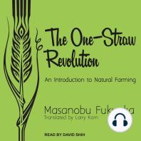 The One-Straw Revolution