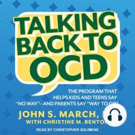 Talking Back to OCD