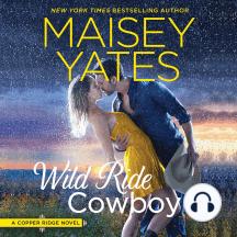 Wild Ride Cowboy: Copper Ridge