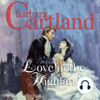 Love in the Highlands - The Pink Collection 2 (Unabridged)