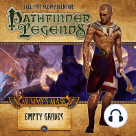 Mummy's Mask: Empty Graves: Pathfinder Legends, Season 2, Chapter 2