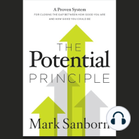 The Potential Principle