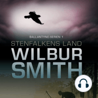 Stenfalkens land - Ballantyne-serien 1 (uforkortet)